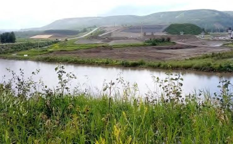 PRFN ends legal fight over Site C