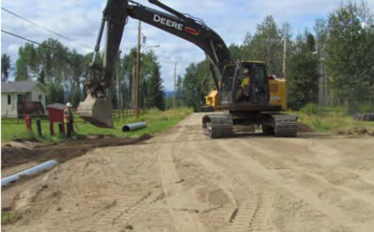 Paving Project Updates
