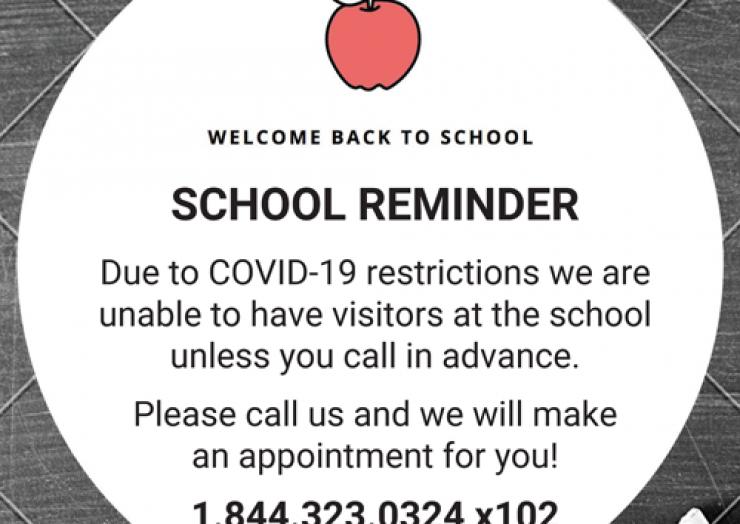 School Reminder