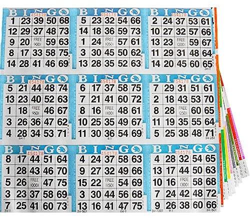 Prophet River Weekly Bingo: 9-Up