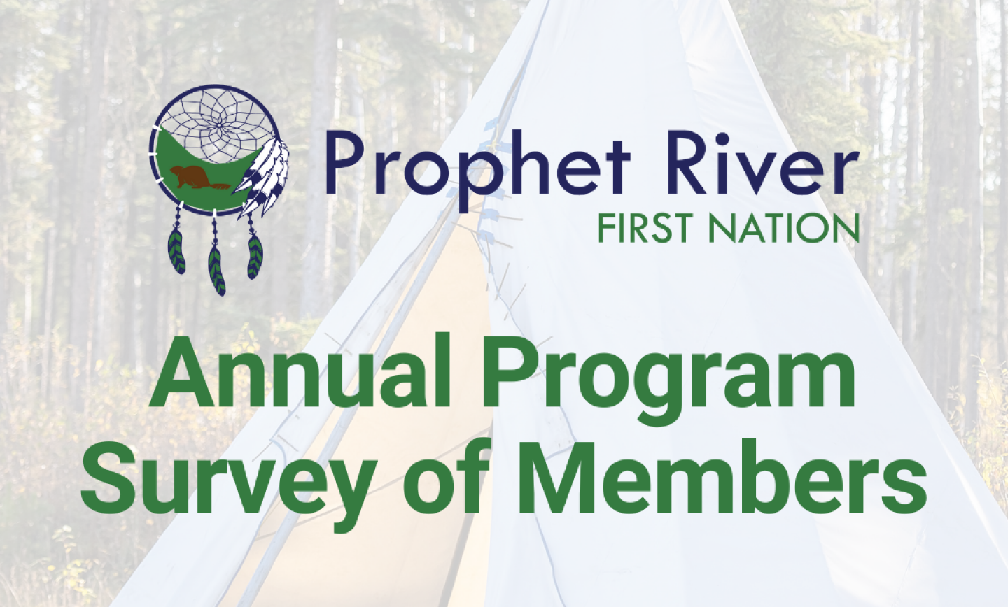 Annual Program Survey of Members