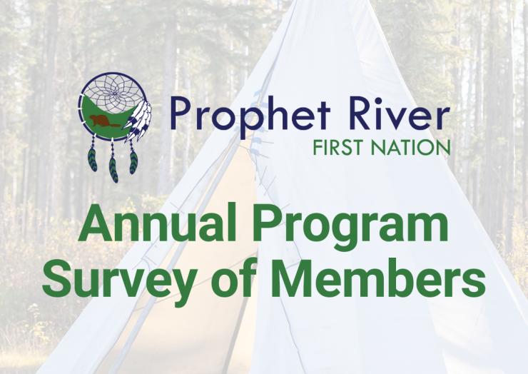 Annual Program Survey of Members
