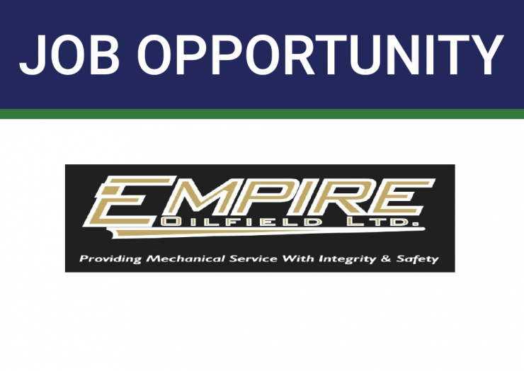 Job Opportunity – Apprentice Field Technician
