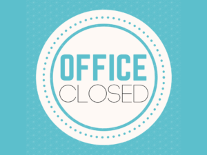 PRFN Office Temporarily Closed